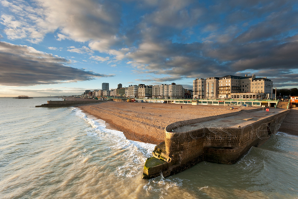 Brighton Seafront. Landscape Photography Courses in Sussex