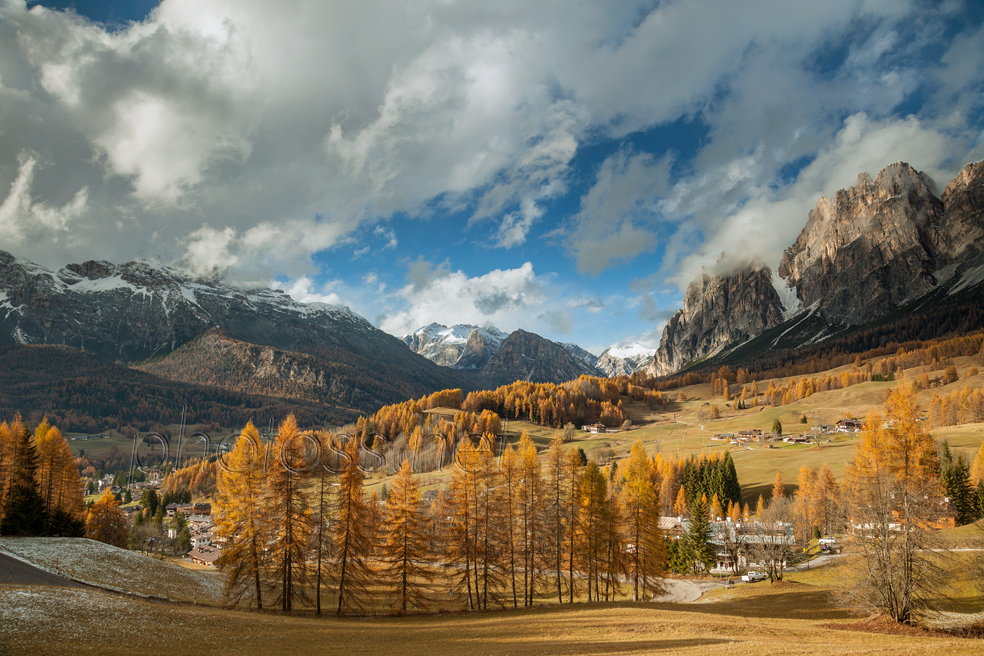 Cortina d'Ampezzo. Landscape Photography Tours.