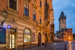 Prague old town. Cityscape Photography Workshops.