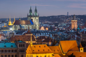 Prague Photography Workshop 2019. Architecture Photographer Sussex.