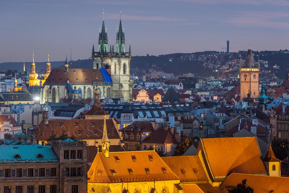 Prague Photography Workshop 2019. Architecture Photographer Sussex.