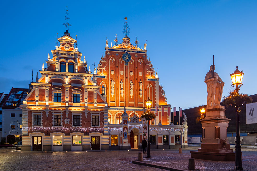 Riga, Latvia. Travel Photography Slawek Staszczuk.