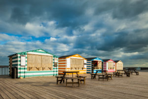 Hastings Pier. Sussex Landscape Photography.