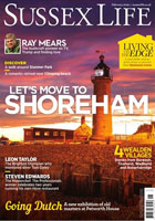 Sussex Life mag cover by freelance photographer Slawek Staszczuk