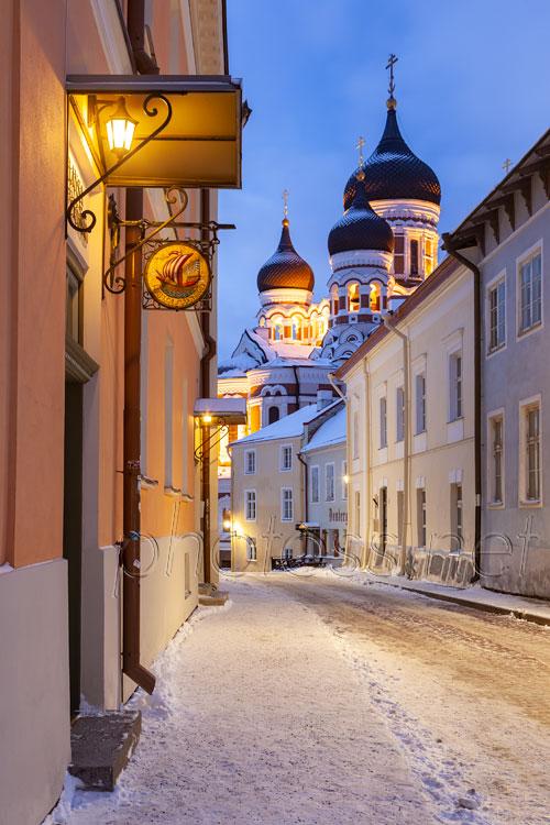Tallinn Estonia. Photo Holidays in European Cities.