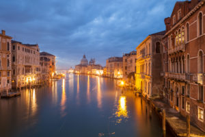 Grand Canal, Venice Photography Workshop