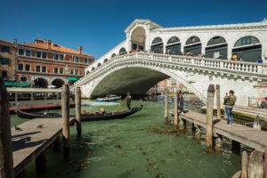 Rialto Bridge. Venice Photography Workshop 2020