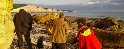 Landscape Photography Course at Seven Sisters in East Sussex