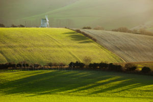 Freelance Photography Services in Sussex. South Downs Landscape.
