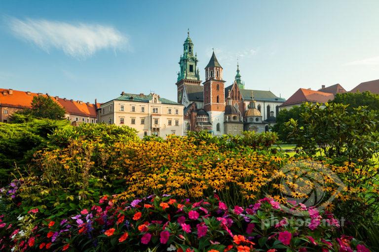 Wawel Castle in Krakow. Slawek Staszczuk Travel Photography.