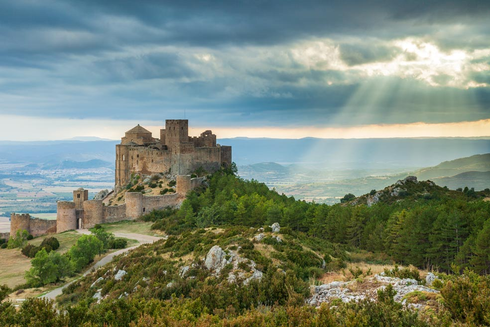 Loarre Castle. Slawek Staszczuk Photography.