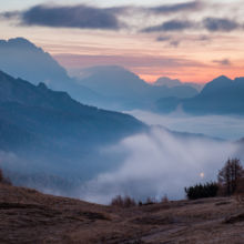 Landscape Photography Workshops. Dolomites.