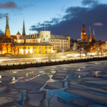 Riga, Latvia. Landscape & Travel Photographer Slawek Staszczuk.