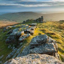 Hookney Tor in Dartmoor. Landscape Photography by Slawek Staszczuk.