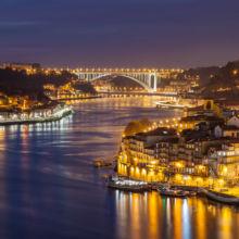 Porto by Night. Freelance Photographer Slawek Staszczuk