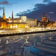 Riga, Latvia. Landscape & Travel Photographer Slawek Staszczuk.